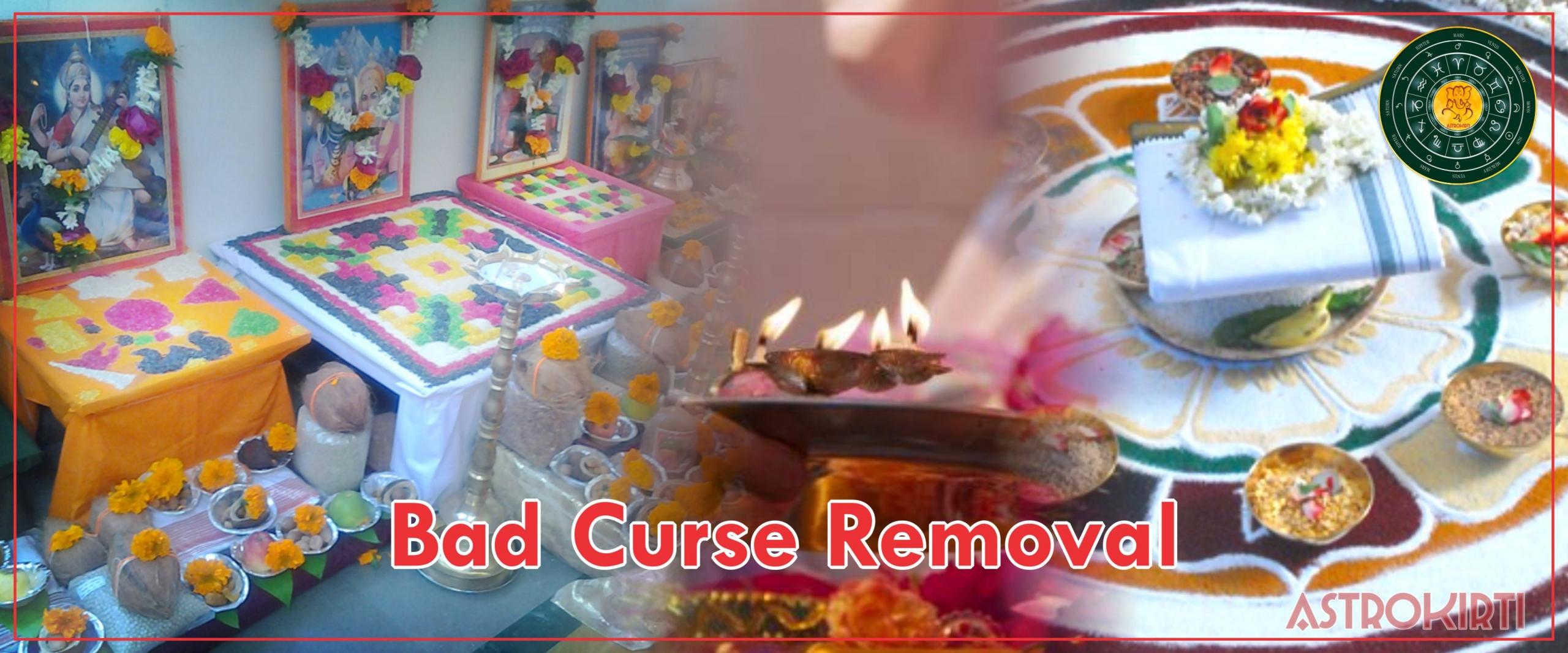 Bad Curse Removal